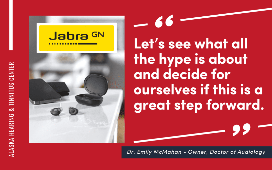 Is This The Catalyst For The 18 Million Americans Who Are Yet To Treat Their Hearing Challenges? | Dr. Emily's Opinion On The Jabra Enhance Plus